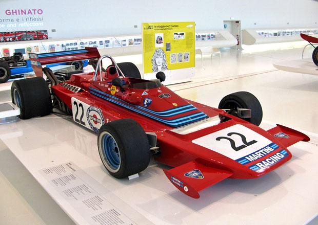 Muzeum Enza Ferrariho: Monoposty Formule 1 a česká stopa (reportáž)