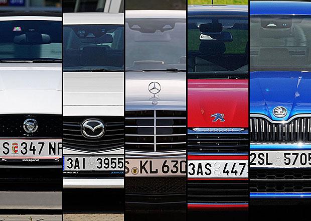Anketa Auto roku 2014 má pětici finalistů