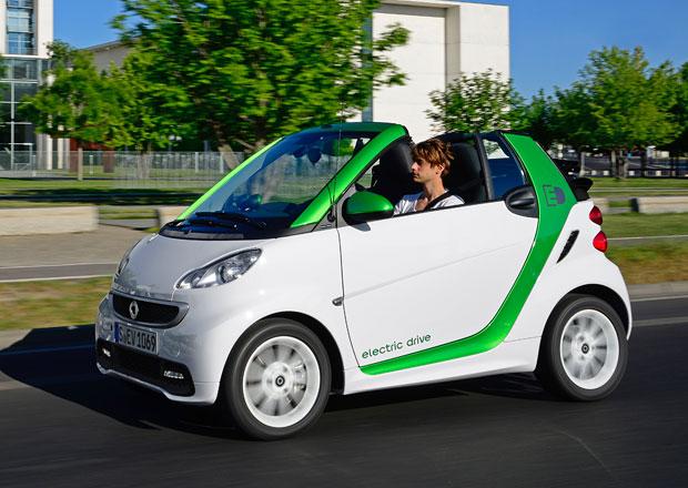 Daimler rozšíří spolupráci s Tesla Motors. Je to odpověď na BMW i?