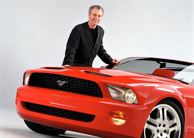 J Mays, tvůrce Mustangu i Focusu, opouští Ford