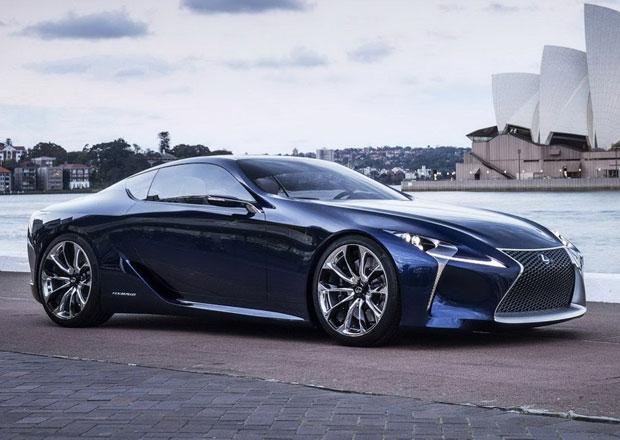 BMW a Toyota společně vyvíjejí supersportovní GT pro Lexus