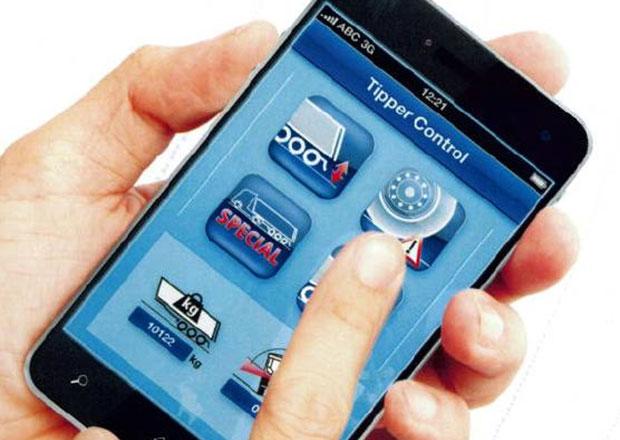 Schmitz Cargobull a mobiln� aplikace: Bl�zk� budoucnost?