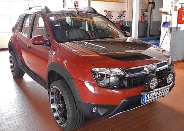 Dacia Duster proměněná v luxusní SUV (video)