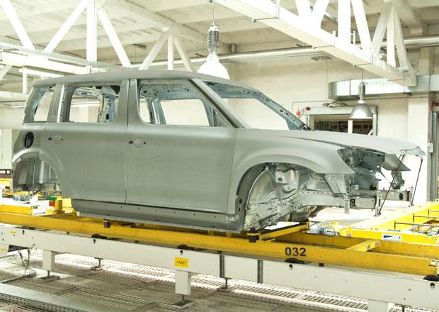 V�roba nov�ho SUV �koda: Rozhoduje se mezi Kvasinami a �pan�lskem