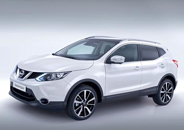 Nový Nissan Qashqai se představuje