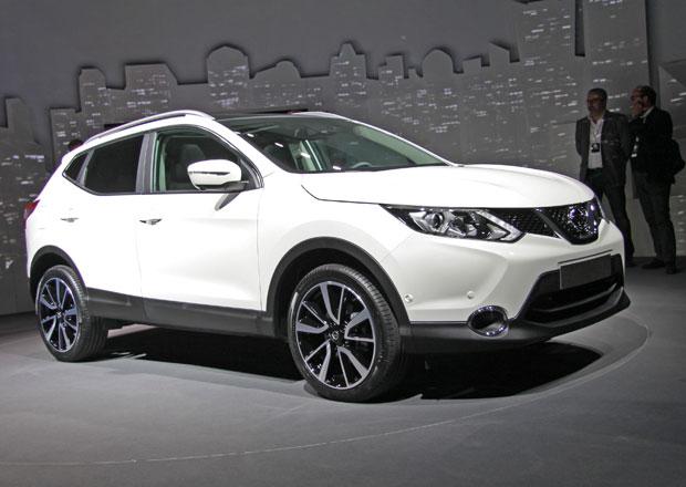 Nový Nissan Qashqai naživo: První dojmy