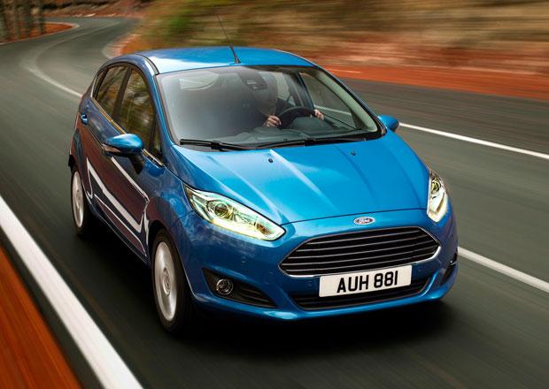 Ford Fiesta 1.0 EcoBoost nově s převodovkou PowerShift, příplatek 40.000 Kč