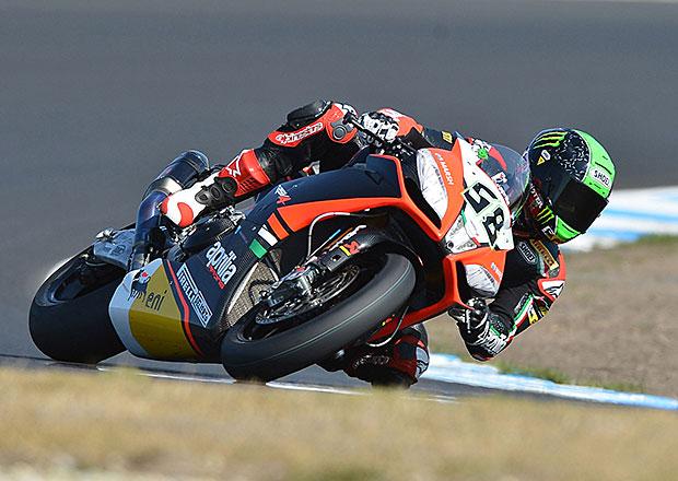Aprilia se vrátí do MotoGP