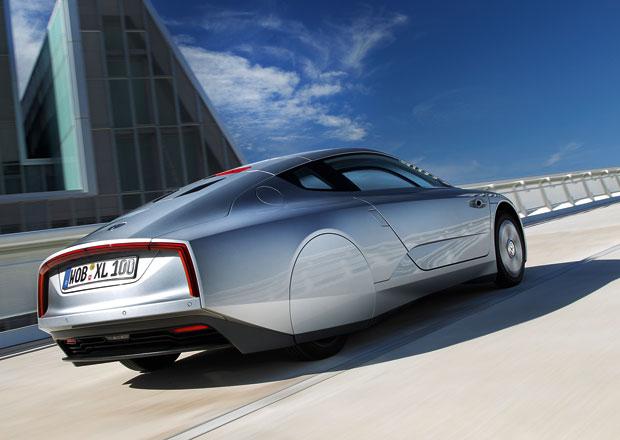 Volkswagen XLR s motorem Ducati u� v �enev�