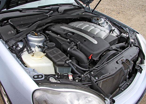 Budoucí Mercedes-Benzy C a E dostanou řadové šestiválce