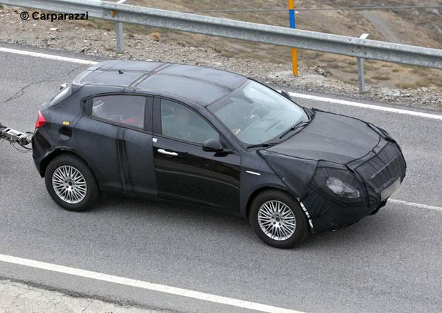 Alfa Romeo zastavila v�voj nov�ch model�, m�e za to Chrysler