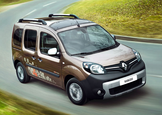 Renault Kangoo nov� s motorem 1.2 TCe Energy