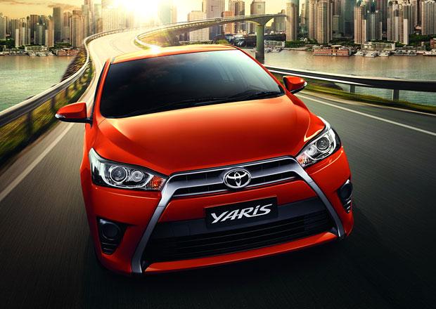 Thajská Toyota Yaris je úplně jiná, než jakou známe my