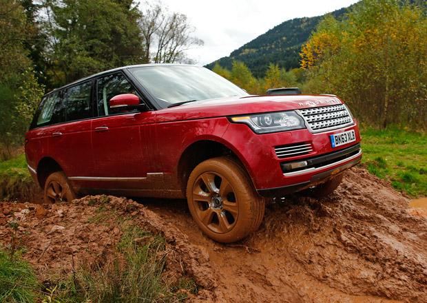 Range Rover Hybrid: První jízdní dojmy