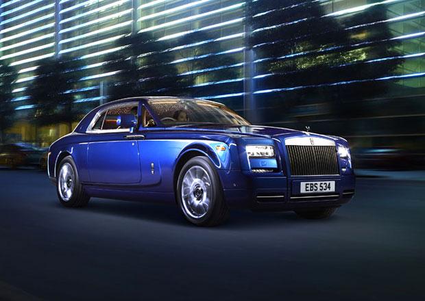 Rolls-Royce Phantom: N�stupce se do�k�me nejd��v v roce 2020