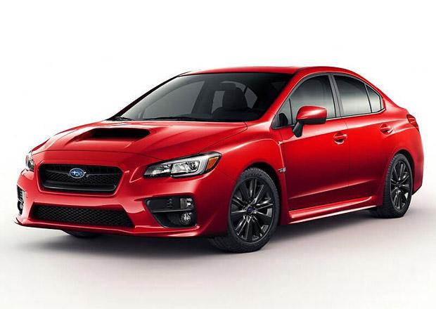 Nové Subaru WRX se odhaluje