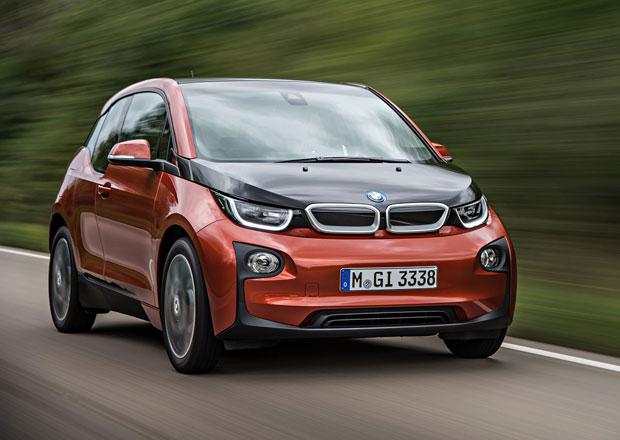 BMW i3 dorazilo do Česka, v říjnu byl registrován první kus