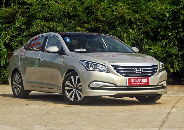 Hyundai Mistra: Korejský sedan exkluzivně pro Čínu