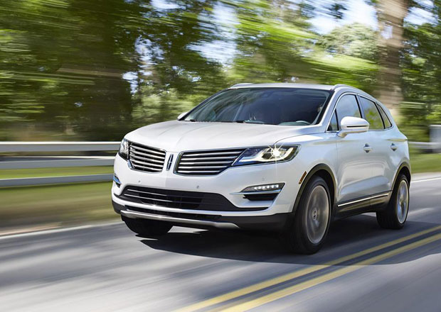 Lincoln MKC: Luxusn� Kuga m��� do v�roby (+video)