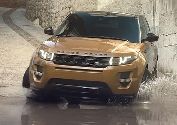 Video: Range Rover Evoque z vás udělá zdatného svůdce