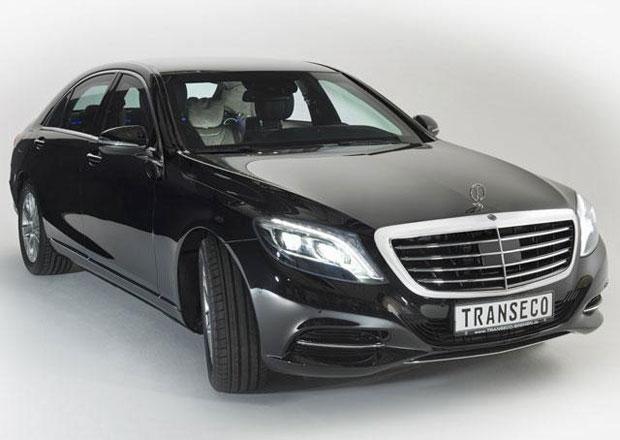Neprůstřelný Mercedes-Benz třídy S nejen pro diktátory