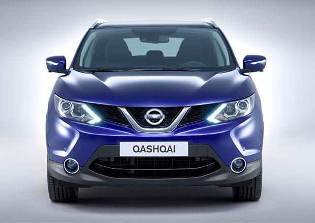 Nov� Nissan Qashqai: Z�klad za 444.900, 4x4 od 589.900 K�