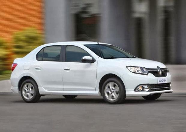 Renault Logan: Dvojče Dacie pro Brazílii jde do prodeje (+video)