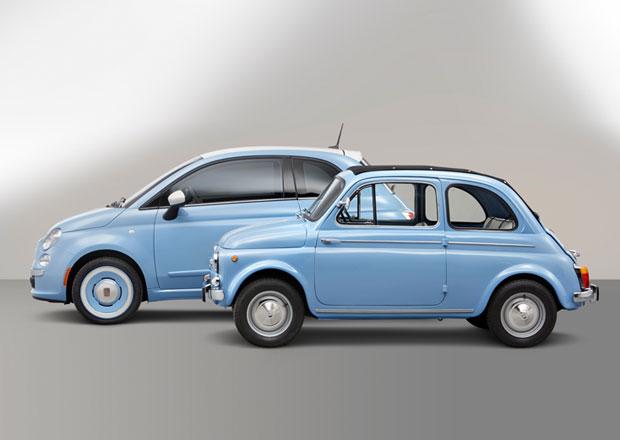 Fiat 500 1957 Edition: Návrat ke kořenům