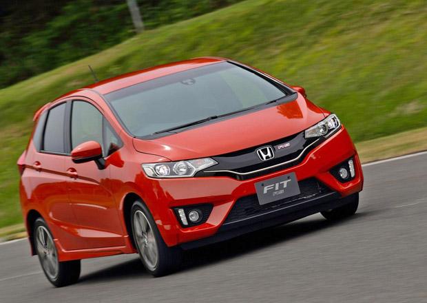 Nové Hondě Jazz se daří, je nejprodávanějším autem v Japonsku
