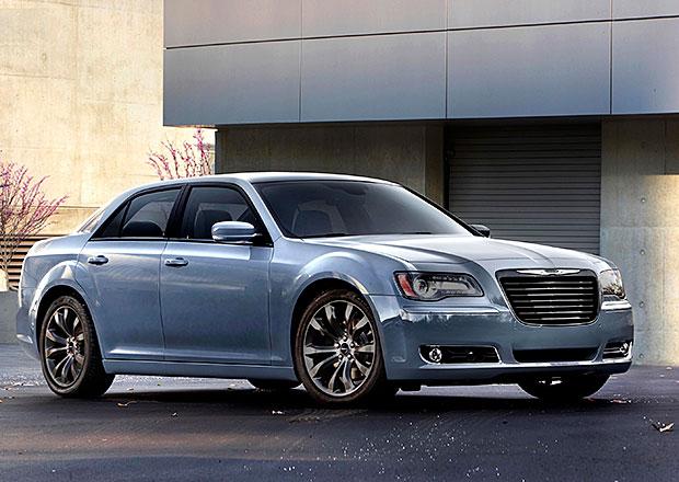 Chrysler 300S: Velký Američan miluje černou