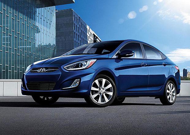 Hyundai Accent 2014: Americký bratranec i20 po modernizaci