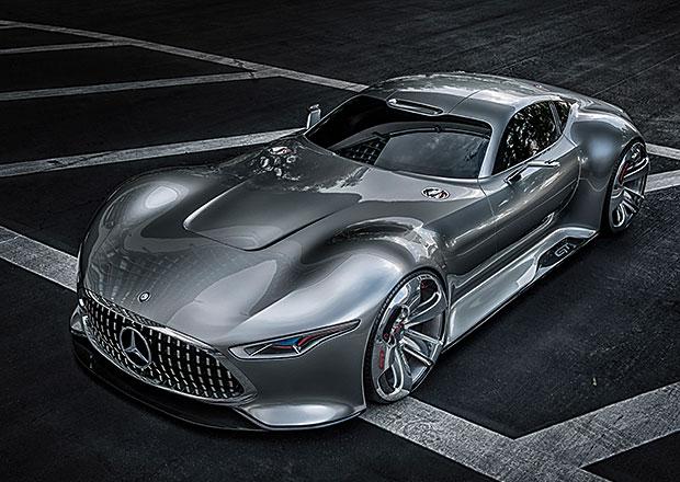 Mercedes-Benz AMG Vision Gran Turismo: Extrémní koncept pro virtuální závodníky