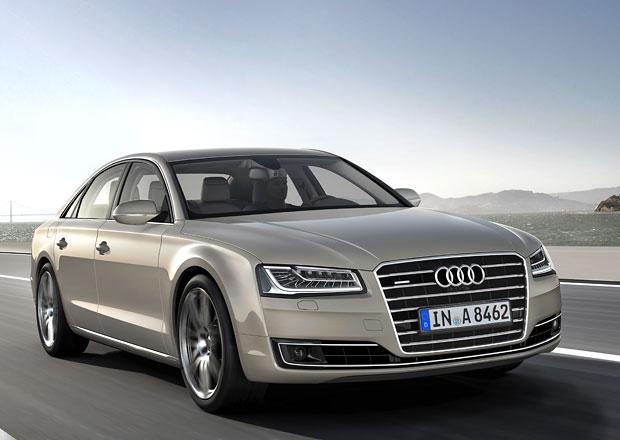 Omlazen� Audi A8: V �esku od 1.997.900 K�