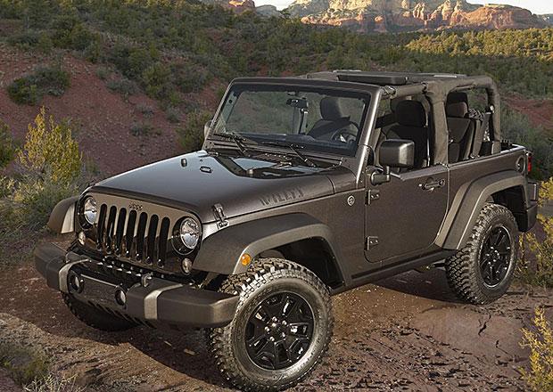 Jeep Wrangler Willys Wheele: Pocta legendě