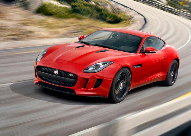 Jaguar F-Type Coupé přináší verzi R, má 550 koní a keramické brzdy