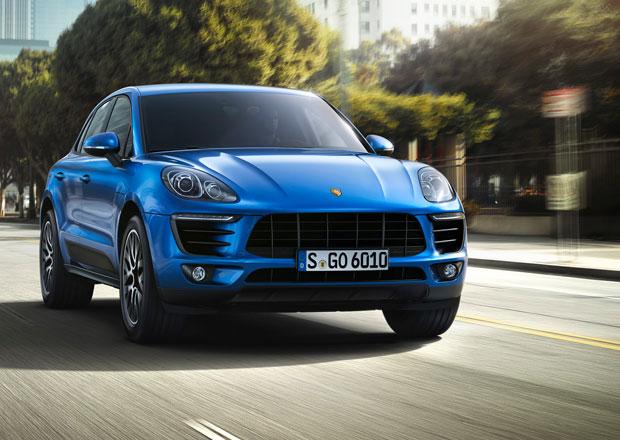 Porsche Macan oficiálně: Pro začátek se třemi motory