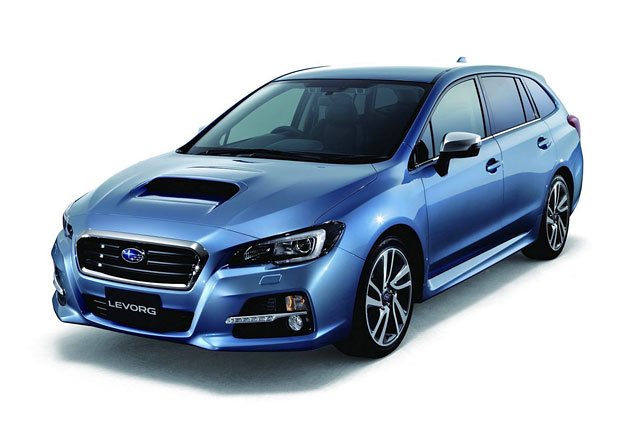 Subaru Levorg: Menší Legacy dorazí na jaře, s 1.6 Turbo
