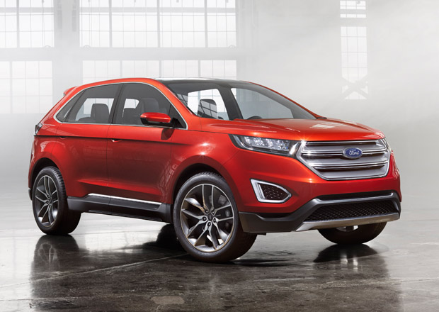Ford: Ztrátové evropské divizi pomohou nová SUV