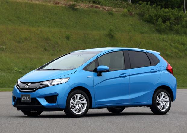 Nová Honda Jazz bude dostupná i se vznětovým 1.5 i-DTEC