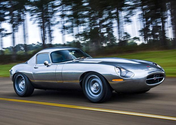 Eagle Low Drag GT je více než jen replika závodního Jaguaru E-Type
