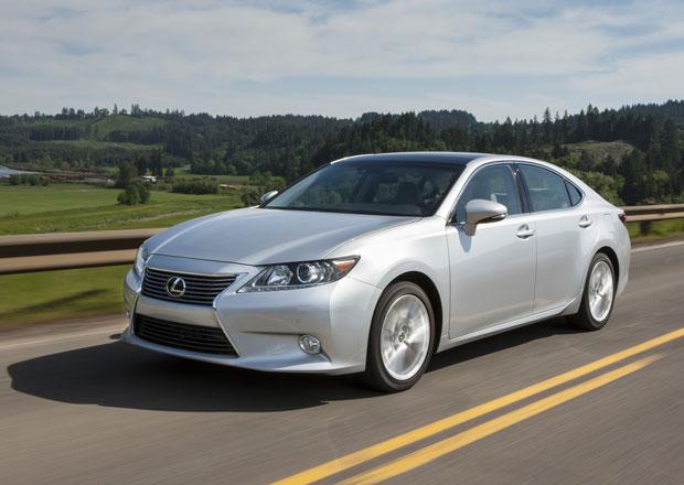 Toyota letos počítá s rekordním prodejem Lexusů