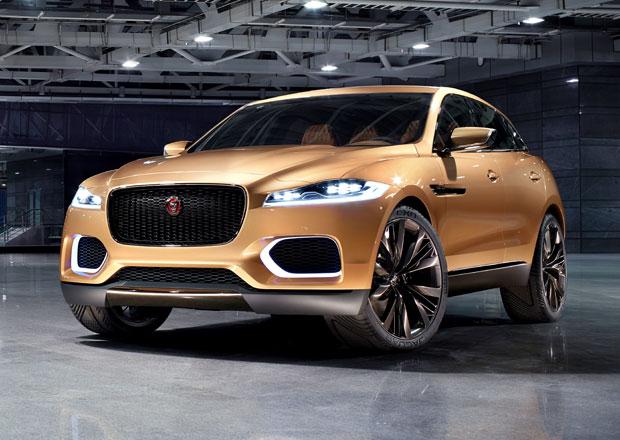 Koncept SUV Jaguar C-X17: Potřetí a zase blíž sériové výrobě