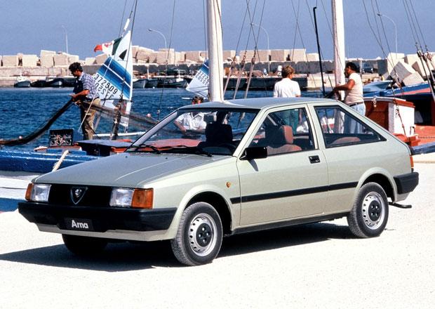 Alfa Romeo Arna: Někdejší propadák vyhlášen italským kulturním dědictvím