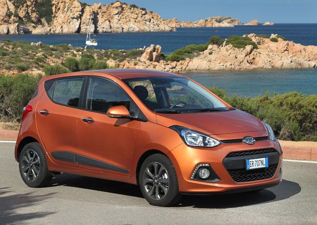 Nový Hyundai i10 stojí od 229.990 Kč
