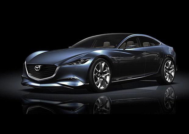 Mazda: Pět nových modelů v dalších třech letech