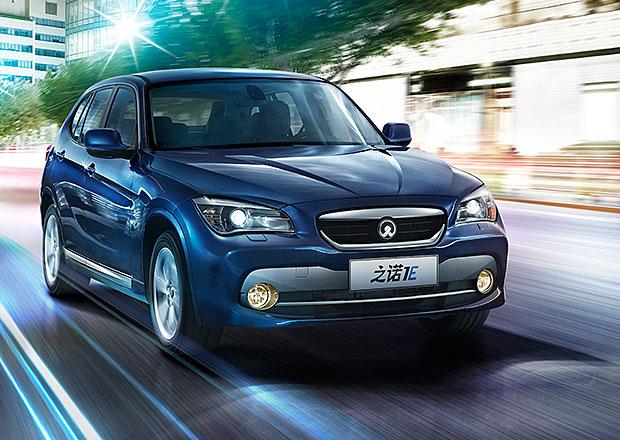 Zinoro 1E je BMW X1 s elektrickým pohonem