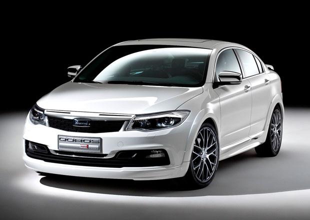 Qoros 3 Sedan: Sportovnější styl díky továrnímu tuningu