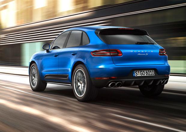 Porsche Macan je dražší než větší Cayenne