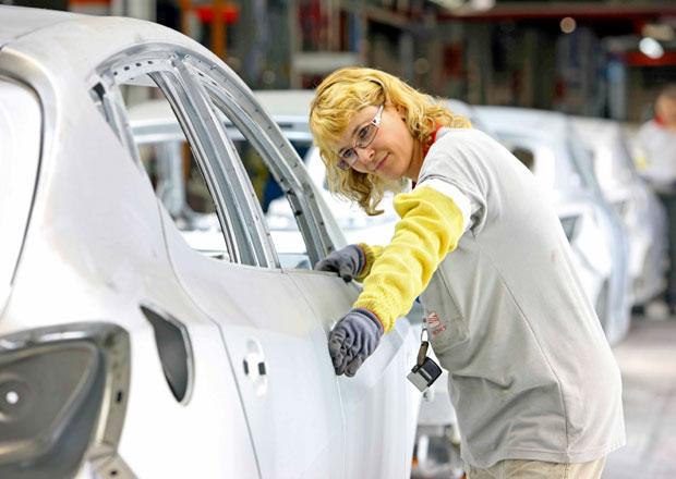 Španělský automobilový průmysl roste i v době recese