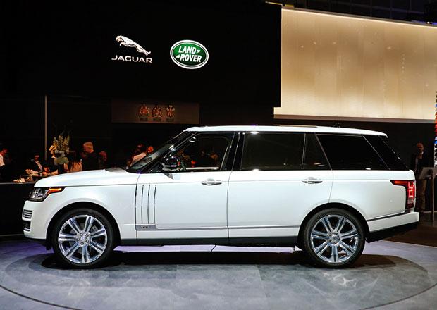 Range Rover Autobiography Black: Je�t� luxusn�j�� Range (+video)